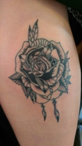 Den Tumi - Tattoo's black & grey (20)