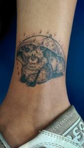 Den Tumi piercing en tattoo (125) beertje
