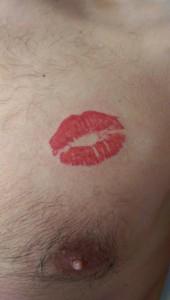 Den Tumi piercing en tattoo - lippen lips